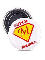 Magnetka super mamka