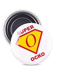 Magnetka super ocko