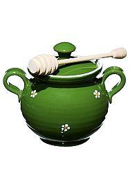 Medník veľký zelený - nádoba na med