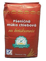 MLYN TRENČAN Pšeničná múka chlebová na kváskovanie 1kg