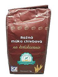 MLYN TRENČAN Ražná múka chlebová na kváskovanie 1kg