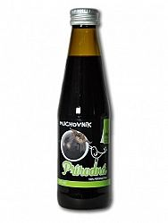 Mountberry muchovníková prírodná šťava 100% 250ml