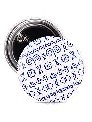 Odznak čičmany