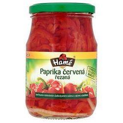 Paprika červená rezaná 340g