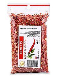 Paprikáreň chillis sušené drvené chilli 30g