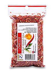 Paprikáreň chillis sušené drvené chilli údené 30g