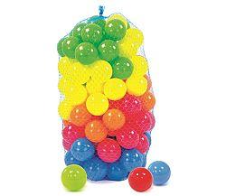 Plastové loptičky - 100ks