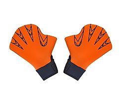Plavecké rukavice na aquaerobic - veľkosť L