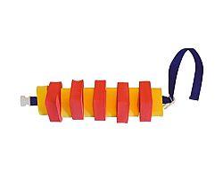 Plavecký pás 100 cm - červeno-žltý