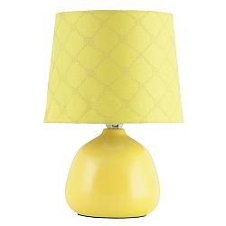 Rabalux 4383 Ellie stolná lampa, žltá