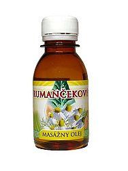 Rumančekový masážny olej 0,1l