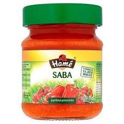 SABA - papriková pomazánka 160g
