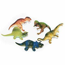 Sada dinosaurov vo vrecúšku, 5 ks