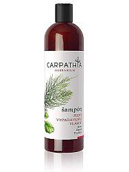 Šampón proti vypadávaniu vlasov CARPATHIA 350 ml