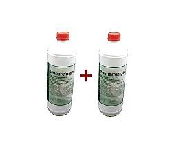 Saunareiniger - prípravok na čistenie sáun 1l - sada 2