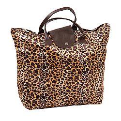 Skladacia taška Gepard, hnedá