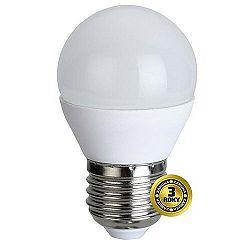 Solight LED žiarovka Miniglobe 6W