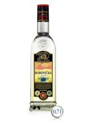 Spišská borovička ORIGINAL KOSHER 40% 0,7l