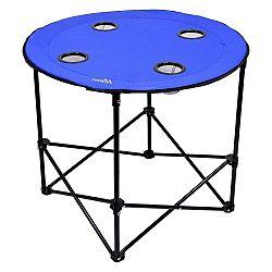 Stôl kempingový skladacia Cattara SPLIT modrý