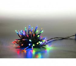Svetelná reťaz 100 LED - farebná - 8 funkcií