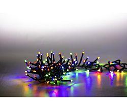 Svetelná reťaz 200 LED dvojitá - farebná