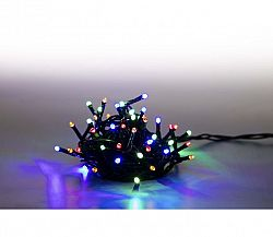 Svetelná reťaz 200 LED - farebná - 8 funkcií