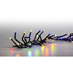 Svetelná reťaz 400 LED - farebná