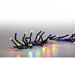Svetelná reťaz 400 LED - farebná- 8 funkcií