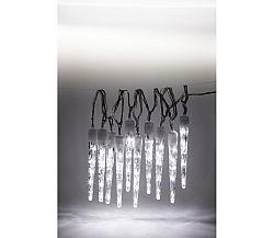 Svietiace cencúle 50 LED