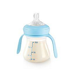 TESCOMA fľaša PAPU PAPI 150 ml, modrá , 150 ml