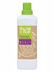 Tierra Verde prací gél s levanduľovou silicou - fľaša 1L