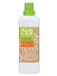 Tierra Verde prací gél s pomarančovou silicou - fľaša 1L