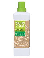 Tierra Verde prací gél z mydlových orechov bez vône - fľaša 1L