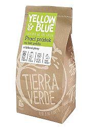 Tierra Verde prací prášok na biele prádlo a plienky - vrecko 850g