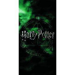 TipTrade Osuška Harry Potter Magic, 70 x 140 cm