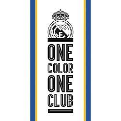 TipTrade Osuška Real Madrid One Color One Club, 70 x 140 cm