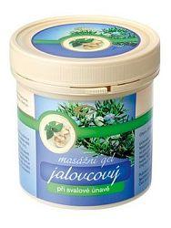 Topvet borievkový masážny gel - pri svalovej únave 250ml