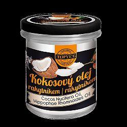Topvet kokosový olej s rakytníkom 200 ml