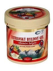 Topvet tatranský bylinný gél - hrejivý 250ml