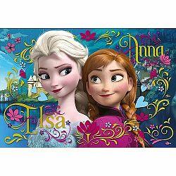 Trefl Ľadové Kráľovstvo Anna a Elsa 100 dielov