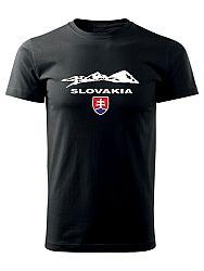 Tričko Slovakia Tatry