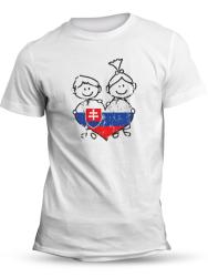 Tričko Slovensko deťom