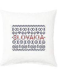 Vankúš Čičmany Slovakia 40x40 cm