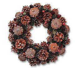 Vianočný veniec - tradičný