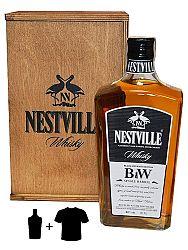 Whisky Nestville B&W edition box 40% 0,7L