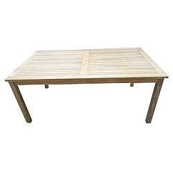 Záhradný stôl Garden II 180 x 100 cm, teak