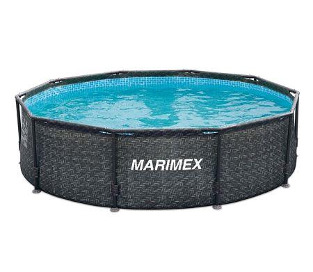 Bazén Florida 3,05 x 0,76 m bez filtrácie - motív RATAN