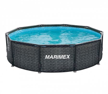 Bazén Florida 4,57 x 1,32 m bez filtrácie  - motív RATAN