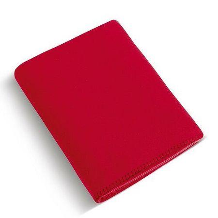 Bellatex Fleecová deka Polar červená, 130 x 170 cm
