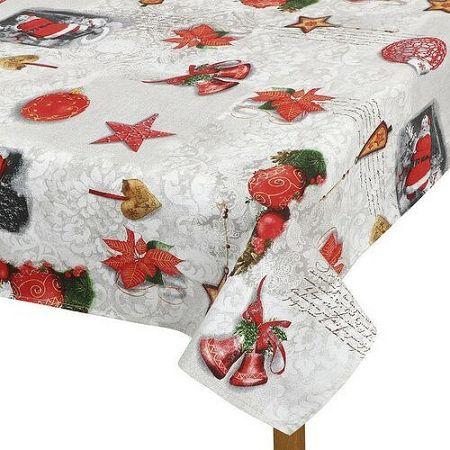 Bellatex Obrus Vianočné Ozdoby, 40 x 40 cm, 40 x 40 cm